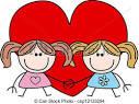 eps vectores de amor amistad valentines dia amor csp