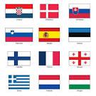 banderas de europa tienda