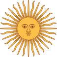 sol de mayo bandera de argentina clip art vector clip art online