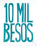 popular items for mil besos on etsy
