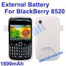mah external battery power bank for blackberry