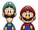 imagen caras de mario y luigi mlss png super mario wiki la