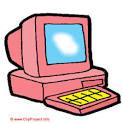 computadora clipart
