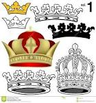 royal crowns sketch stock photography image