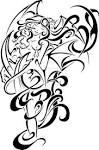 daenerys targaryen mother of dragons by saki blackwing on