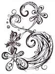 flower of the heart tatoo by kekiero on deviantart clipart best