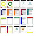 nuevas plantillas word para crear informes y ebook pdf disenos