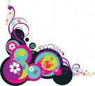 flor de diseno vectorial ai de illustrator vector buble flor