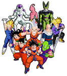 dragon ball z logo png viewing gallery