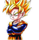 goten dragon ball z fan art fanpop