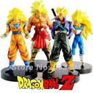 new dragon ball z dbz super saiyan goku figures cm set of free