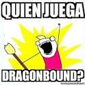 meme personalizado quien juega dragonbound