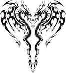 dibujos de dragones para tatuajes cuerpo y arte