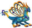 dragon saturno amigos para dragon city