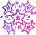 gifs animados de estrellas gifs animados