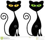 clip art cats viewing gallery