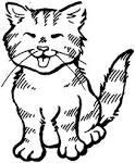 desenhos de gatos para imprimir e colorir ultra desenhos gratis