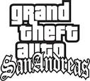 grand theft auto sanandreas logo vector free download in eps