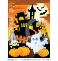 halloween clipart by visekart royalty free rf stock