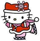 free vector clipart christmas hello kitty tuts king