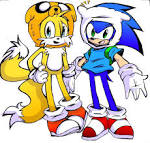 deviantart more like sonic y tails cosplay hora de aventura by