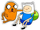 group of bonecos hora de aventura finn e jake centimetros r