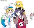 hora de aventura version anime part taringa