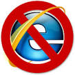 do not use internet explorer