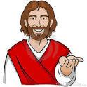 clipart jesus hands
