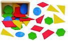 juegos de geometria material escolar y didactico equipamiento y