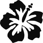 thompsons download hibiscus stencil free