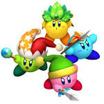 kirby abilities characters amp art kirby s return to dream land