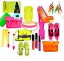 moda y colores fluor la tendencia para el verano