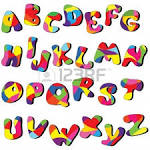 font alphabet vector cliparts stock vector and royalty free font