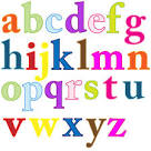 letras do alfabeto clip art foto stock gratuita public domain
