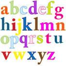 letras do alfabeto clip art foto stock gratuita public domain