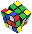 px rubiks cube png w