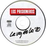 caratula cd de los prisioneros la voz de los portada