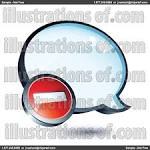 messenger clipart by beboy royalty free rf stock
