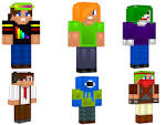 minecraft skins pe hd wallpaper beraplan