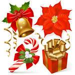 adornos navidenos para blogs paginas web tarjetas y postales