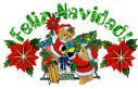 instagramas de tarjetas postales navidenas en gif animados para la