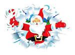 tarjetas de navidad para imprimir parte imagenes para facebook