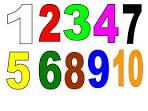 numeros contar