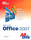 sams teach yourself microsoft office all in one que
