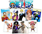 full anime one piece wallpaper