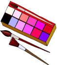 face paint clip art clipart best