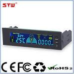venta al por mayor la temperatura del panel de control de pc