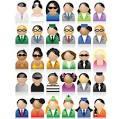 vector gratis de iconos de personas