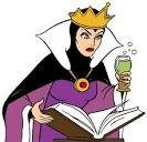 queen witch and huntsman clipart from disney s snow white and the